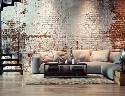 Czy mieszkanie w stylu industrialnym musi być drogie?