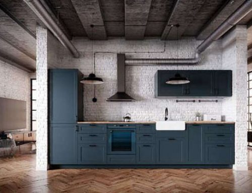 Czy można urządzić kuchnię w stylu industrialnym?