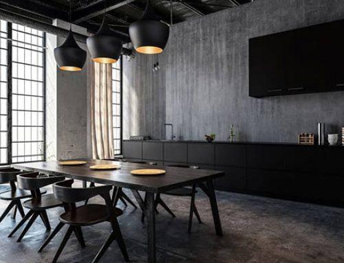 Jaki jest styl loftowy?